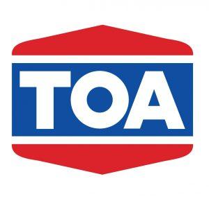 toa logo � kota bangunan